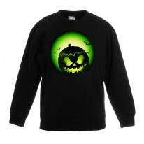 Halloween Pumpkin Children's Unisex Sweatshirt Jumper