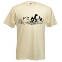 Banksy Shopping Trollies T-Shirt