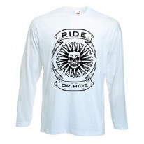 Ride or Hide Long Sleeve T-Shirt