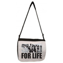 Ska'd For Life Laptop Messenger Bag