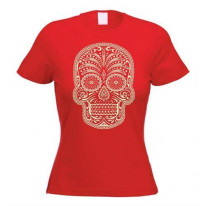 Sugar Skull Women's T-Shirt