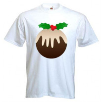 Christmas Pudding Men's T-Shirt