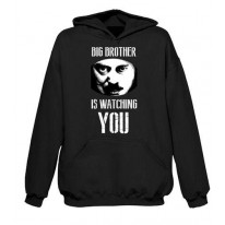 Big Brother Is Watching You Hoodie