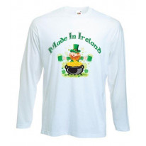 Made In Ireland Long Sleeve T-Shirt