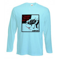 Banksy I Fought The Law Long Sleeve T-Shirt