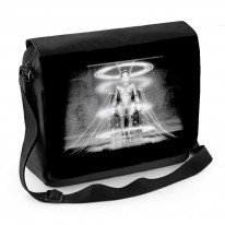 Metropolis Marias Transformation Laptop Messenger Bag