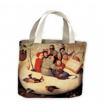 Hieronymus Bosch Concert in the Egg Tote Shopping Bag For Life