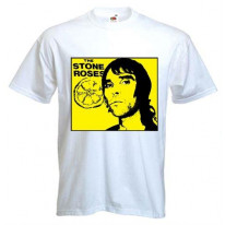 Ian Brown Stone Roses T-Shirt
