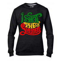 I Shot The Sheriff Reggae Women's Sweatshirt Jumper