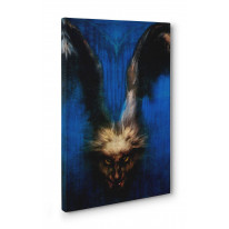 Austin Osman Spare Pan Box Canvas Print Wall Art - Choice of Sizes