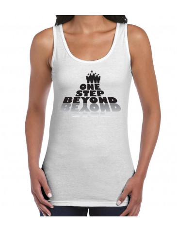 One Step Beyond Women's Tank Vest Top