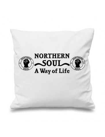 Northern Soul A Way Of Life Cushion