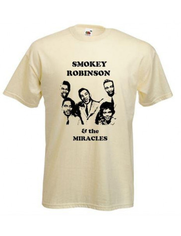 Smokey Robinson & The Miracles T-Shirt