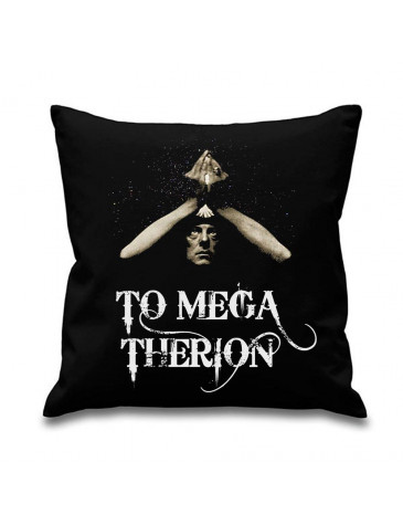 Aleister Crowley Mega Therion Cushion