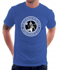 I Get My Kicks Out On The Floor Logo Northern Soul Men's T-Shirt
