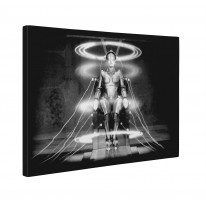 Metropolis Marias Transformation Box Canvas Print Wall Art - Choice of Sizes
