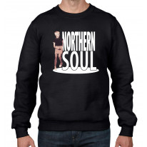 Northern Soul Girl Men's Sweatshirt Jumper