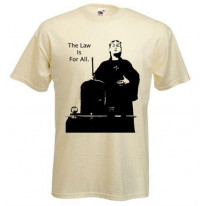 Aleister Crowley The Law Is For All T-Shirt