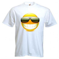 Smiley Face Acid House T-Shirt