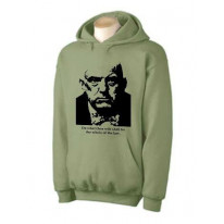 Aleister Crowley Do What Thou Wilt Hoodie