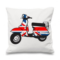 Mod Scooter Sofa Cushion