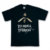 Aleister Crowley To Mega Therion T-Shirt