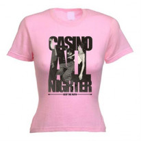 Casino All Nighter Northern Soul Women's T-Shirt