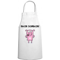 Bacon Schmacon! Vegetarian Kitchen Apron