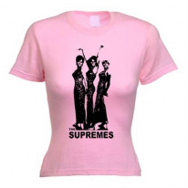Diana Ross & The Supremes Women's T-Shirt
