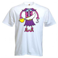 Pirate Girl Fancy Dress T-Shirt