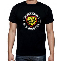 Wigan Casino Heart Of Soul Men's T-Shirt