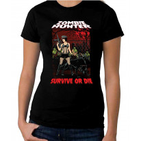 Zombie Hunter Halloween Women's T-Shirt