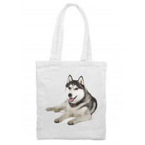 Siberian Huskie Shoulder Bag