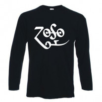 Led Zeppelin Zoso Symbol Long Sleeve T-Shirt