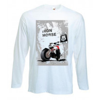 Iron Horse Route 66 Long Sleeve T-Shirt