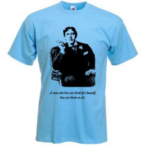 Oscar Wilde Quotation T-Shirt