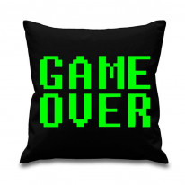 Game Over Computer Gaming Cushion