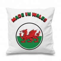 Made In Wales Scatter Cushion