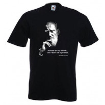 George Bernard Shaw Quote Vegetarian T-Shirt