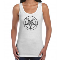 Pentagram Pagan Women's Tank Vest Top