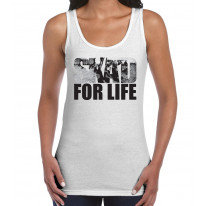 Ska'd For Life Ska Women's Tank Vest Top
