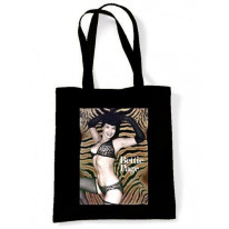 "Betty Page ""Tiger"" Shoulder Bag"