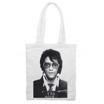 Elvis Presley Mugshot Shoulder Bag