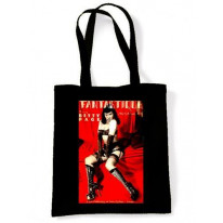 "Betty Page ""Fantastique"" Shoulder Bag"