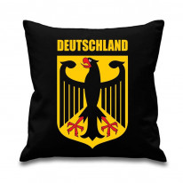 German Eagle Scatter Cushion