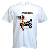 My Other Ride Mens T-Shirt