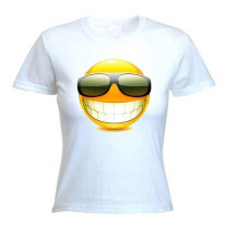 Smiley Face Acid House Women's T-Shirt