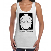 Inquire Within Yoga Meditation Women's Tank Vest Top