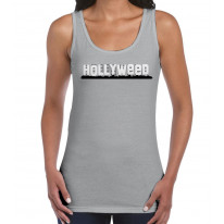 Hollyweed Cannabis Women's Tank Vest Top