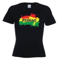Reggae Splash Women's T-Shirt